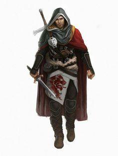 'probably around/in/of n'ern. Glantri, Vestland (''N'ern. Reaches'), Helskir (Isle of Dawn), or possibly Ghyr or Norwold (Oceansend) area(s)/region(s)  [RPG human NPC]