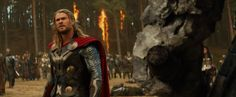Fotograma de la pel·licula Thor: The Dark World