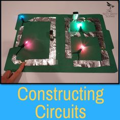 There is no better way to learn how electricity flows through a circuit than to create one on your own. Student's will learn first hand how circuits function when they complete the lab in my Electricity and Magnetism Demo, Lab and Science Station.