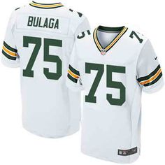 798be704a Nike Green Bay Packers Randall Cobb White C Patch Elite Jersey