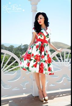 Cute Pinup Clothing