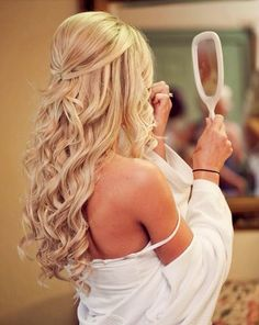 i think I found my hair style for my next wedding,......... lol