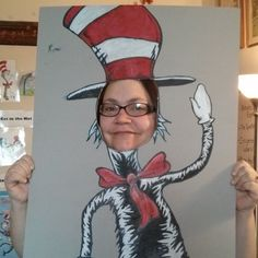 Coming soon - Dr. Seuss photo booth!