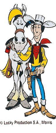 Lucky Luke, een introductie - Strips uit Heden en Verleden