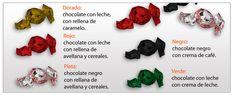 ¿Has visto nuestras Esferas de chocolate? Usted puede personalizar la composición y la caja.  Ver más en:http://www.mysweets4u.com/es/?o=2,5,44,46,0,0