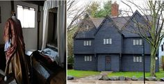 The Witch House: the only remaining structure in Salem directly connected to the Witchcraft Trials of 1692 – Abandoned Spaces Salem Halloween, Salem Mass, Salem Witch Trials, Witch House, New Hampshire, Massachusetts, Travel Usa, Witchcraft, Places To See