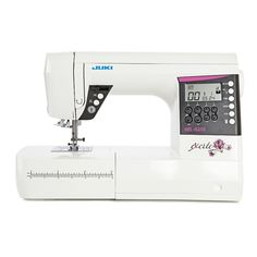 Juki HZL-G210 Excite Computerized Sewing Machine with 180 Stitch Patterns