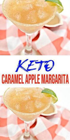 Check out these easy simple ingredient Keto Margarita Recipe - perfect alcohol mixed drink for low carb diet. Alcoholic drink recipe with a low carb #tequila - #caramel #apple Margarita - make on the rocks caramel apple margarita for ketogenic diet. Yummy Fall drink recipes - make Fall cocktails. Great keto beginner recipe or add to your keto meal for low carb drinks. Easy liquor recipe for the best alcoholic drink. Enjoy healthy eating or have for parties. #alcohol Low Carb Mixed Drinks, Low Carb Drinks, Low Calorie Desserts, Diet Desserts, Weight Watchers Desserts, Mixed Drinks Alcohol, Drinks Alcohol Recipes, Yummy Drinks, Drink Recipes