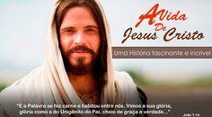 A história fascinante e Incrível de Cristo Jesus | Feed Gospel