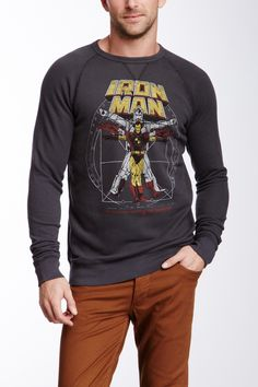 Iron Man Sweater on HauteLook