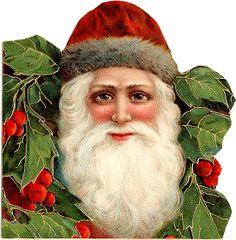 Zibi Vintage Scrap: Co mi przyniesie Święty Mikołaj?