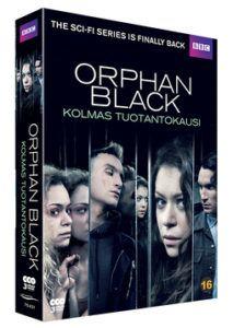 Orphan Black – 3. tuotantokausi (Season 3)