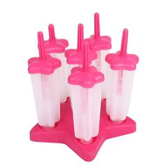 DIY Ice Cream Tools 6 Cell Popsicle Box Ice Cream Makers Jelly Pudding – UrbanLifeShop