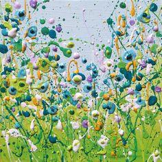 Little Spring Garden   DegreeArt.com The Original Online Art Gallery