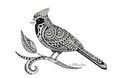 Beautiful doodles - zentangles