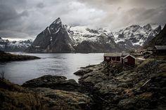 JB pêche Hamnøy Lofoten