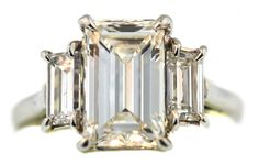 This is nearly identical to my engagement ring, & it couldn't be anymore perfect than the day my husband gave it to me!