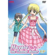 Hayate the Combat Butler: Part 2 (DVD) http://www.amazon.com/dp/B002GNOLYK/?tag=dismp4pla-20