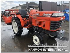 KUBOTA L1 195 2WD Kubota, Outdoor Power Equipment