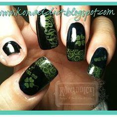 St. Patricks Day Makeup Ideas