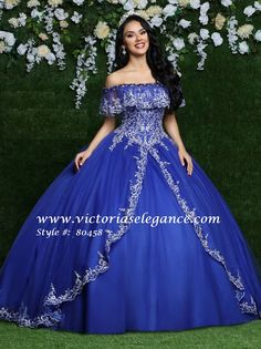 Quinceanera dresses, decorations, tiaras, favors, and supplies for your quinceanera! Many quinceanera dresses to choose from! Quinceanera packages and many accessories available! Tulle Balls, Tulle Ball Gown, Ball Dresses, Prom Dresses, Wedding Dresses, Blue Ball Gowns, Mexican Quinceanera Dresses, Mexican Dresses, Quinceanera Party