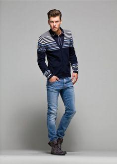 men's fashion & style - Love Moschino Pre-Spring 2013 Lookbook