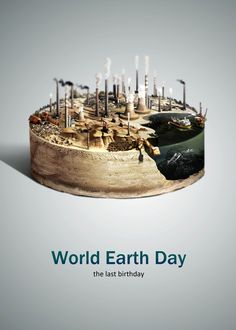 25 Most Creative Earth Day Advertisements | 1 Design Per Day