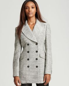 Burberry London Coat - Alveston Double Breasted with Notch Collar   Bloomingdale's $1,195.00