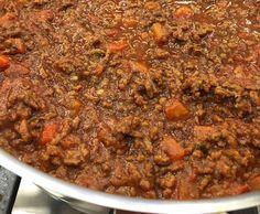 Carne Moída para Molho | Carnes > Receitas com Carne Moída | Mais Você - Receitas Gshow