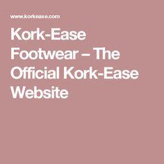 Kork-Ease Footwear – The Official Kork-Ease Website