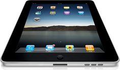 my first ... iPad