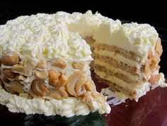 The Cultural Dish: Daring Bakers: Sans Rival, can use cocoa for a chocolate version