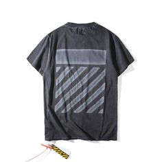 3b914c703db0 Off White Black   Gray Tee