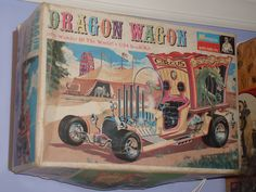 "Monogram - ""Dragon Wagon"" model kit"