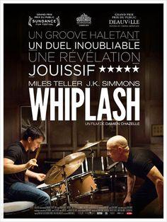 """""""Whiplash"""", un drame de Damien Chazelle avec Miles Teller, J.K. Simmons, Paul Reiser... (12/2014) ♥♥♥♥♥"""