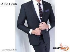 MONEYBACK MEXICO. ALDO CONTI has a great clothing line for men: coats, suits, shirts, jerseys and accessories are available in any of its branches in Mexico! Moneyback gives you a tax refund for foreigners traveling in our country! #moneyback www.moneyback.mx