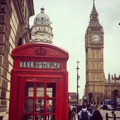 Because, London