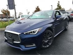 2017 Infiniti Q60 Coupe Red Sport 400 Colors