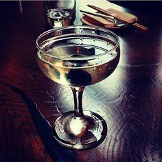 Meet our Devil in the White City Cocktail! #UnionCrowd Time!! - @eatatunion-