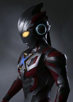 """""""Ultraman X"""" atualiza monstros de borracha das séries de TV japonesas - Últimas Notícias - UOL TV e Famosos"""