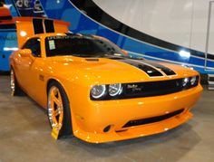 2014 Dodge Challenger SRT Richard Petty Garage Supercharged 392 Hemi My ...