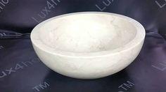 Umywalki z marmuru. Produkowane przez Lux4home™