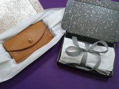 Posíláme balíčky - peněženka SeaLife koňak