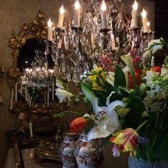 Antique Furniture and Lighting ~ www.inessa.com