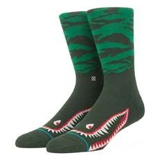 Stance Socks Warhawk Green Large