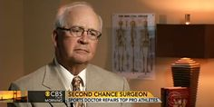 """Dr. James Andrews appeared on a CBS News special titled, """"Dr. James Andrews: The most important man in sports?"""""""