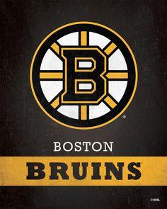 Boston Bruins Pride Logo