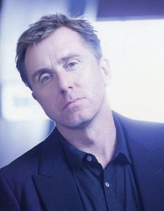 Dr Cal Lightman (Tim Roth) on Lie to Me. He's on the older side.....it's the accent that does it. :)