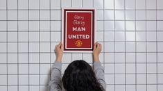 Football Fans, Football Shirts, Manchester United Football, Classic Songs, Man United, Black And White Colour, Song Lyrics, Marketing And Advertising, The Unit