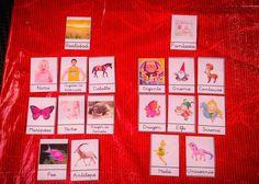 Tigriteando: Montessorizando los cuentos de hadas (con imprimible)